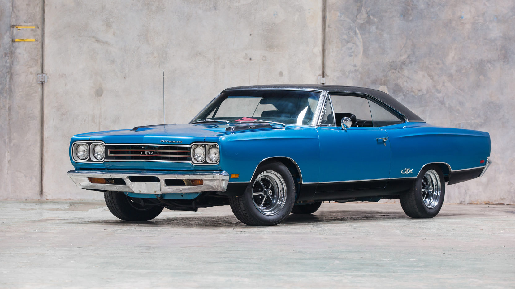 1969 Plymouth Hemi Gtx To Be Auctioned At Mecum Houston In