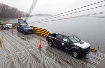 2017 Ford F-150 Raptors go to China