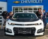 Images of 2018 Chevrolet Camaro ZL1 1LE