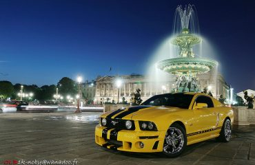 Ford Mustang Turbocharged