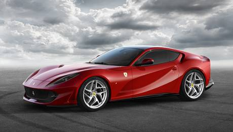 Images of Ferrari 812 Superfast