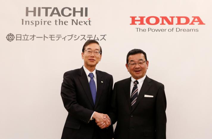 Hitachi and Honda to collaborate for manufacture of EV motors