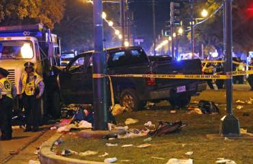 Car crash during Krewe of Endymion parade in New Orleans, left 28 people injured