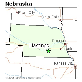 Hastings, Nebraska