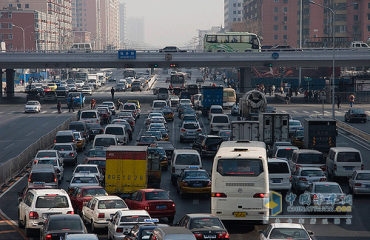 high-emission vehicles being banned in beijing
