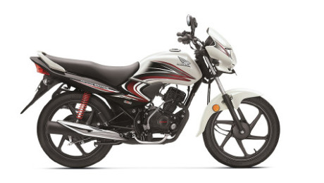 Honda Dream Yuga motorcycle