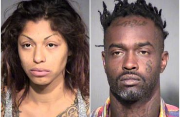 California couple arrested for stealing a car