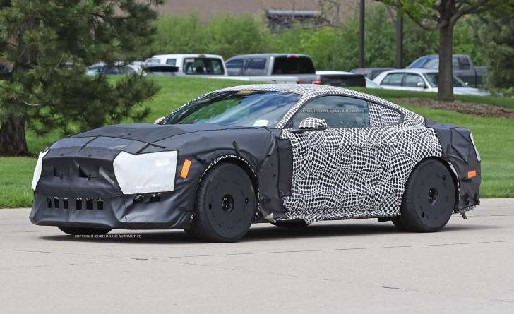 ford shelby gt500 mustang spied. Cars Review. Best American Auto & Cars Review
