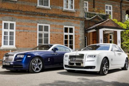 Rolls-Royce bespoke collection