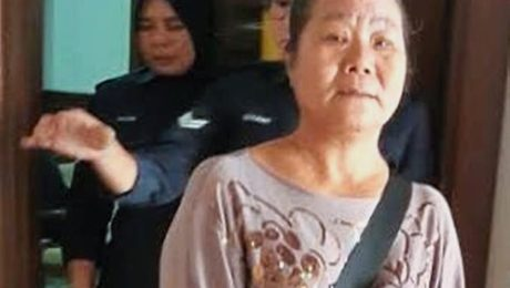 Woman fined for damaging car and threatening driver