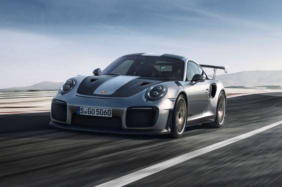 The 700PS making 2018 Porsche 911 GT2 RS is here