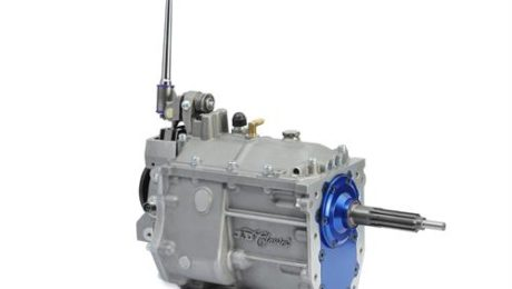JD Classics five-speed synchromesh gearbox