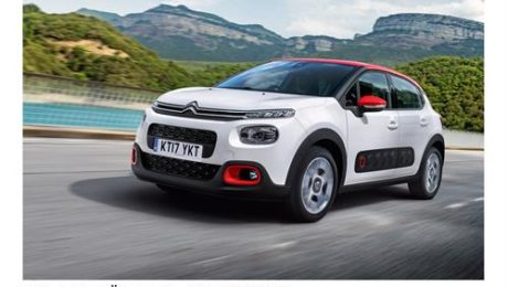 New Citroen C3 10,000 sales in the UK