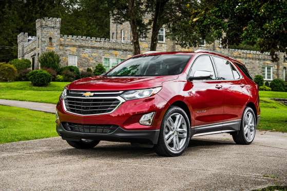 2018 chevrolet equinox diesel gets 39 mpg highway. Black Bedroom Furniture Sets. Home Design Ideas