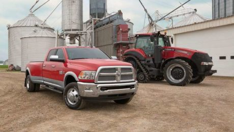 2018 Ram Harvest Edition images