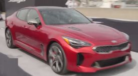 2018 kia stinger NYC images