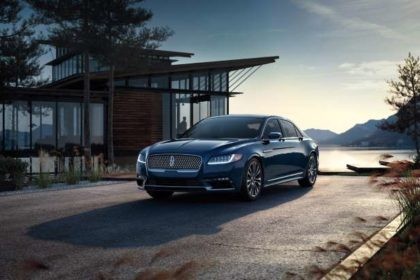 Lincoln Continental images
