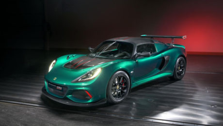 New Lotus Exige Cup 430 images