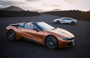 2018 BMW i8 Roadster and i8 Coupe Unveiled at 2017 Los Angeles Auto Show