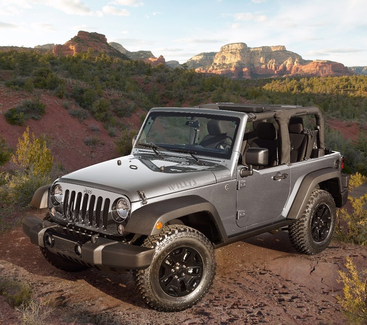 Jeep Wrangler can meet USA emissions rules into the 2020s
