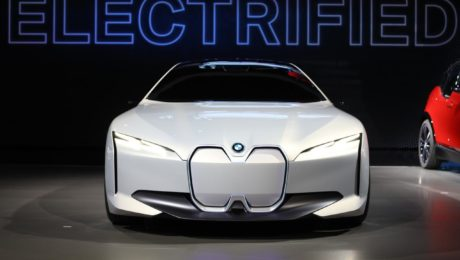 BMW i Vision Dynamics concept car