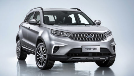 2019 Ford Territory