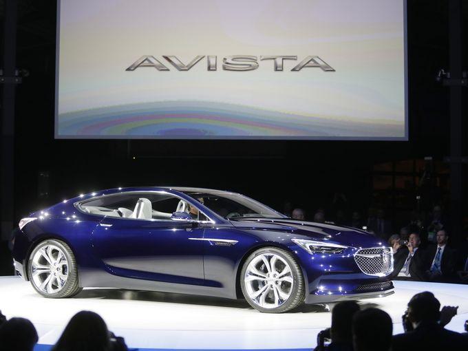 Images Of 2016 Buick Avista Concept