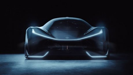 Faraday Future FFZero 1 concept images