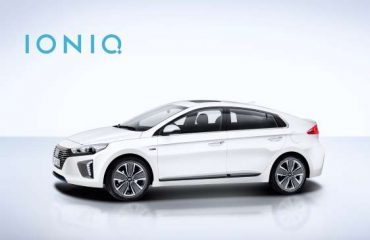 Ioniq Hybrid images