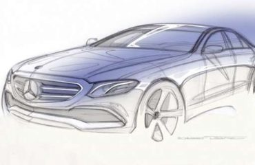 Images of New Mercedes Benz E Class