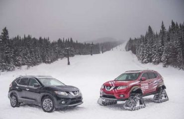 Images of Nissan Rogue Warrior