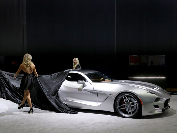 henrik fisker launches force 1 super car