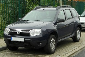 Dacia Duster images