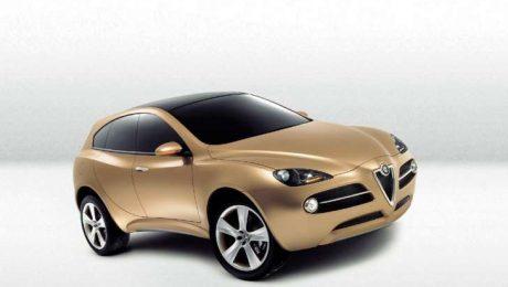 Alfa Romeo SUV Stelvio