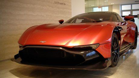 Aston Martin Vulcan Ohio images
