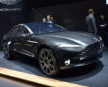 Aston Martin to make DBX and Electric RapidE in U.K.