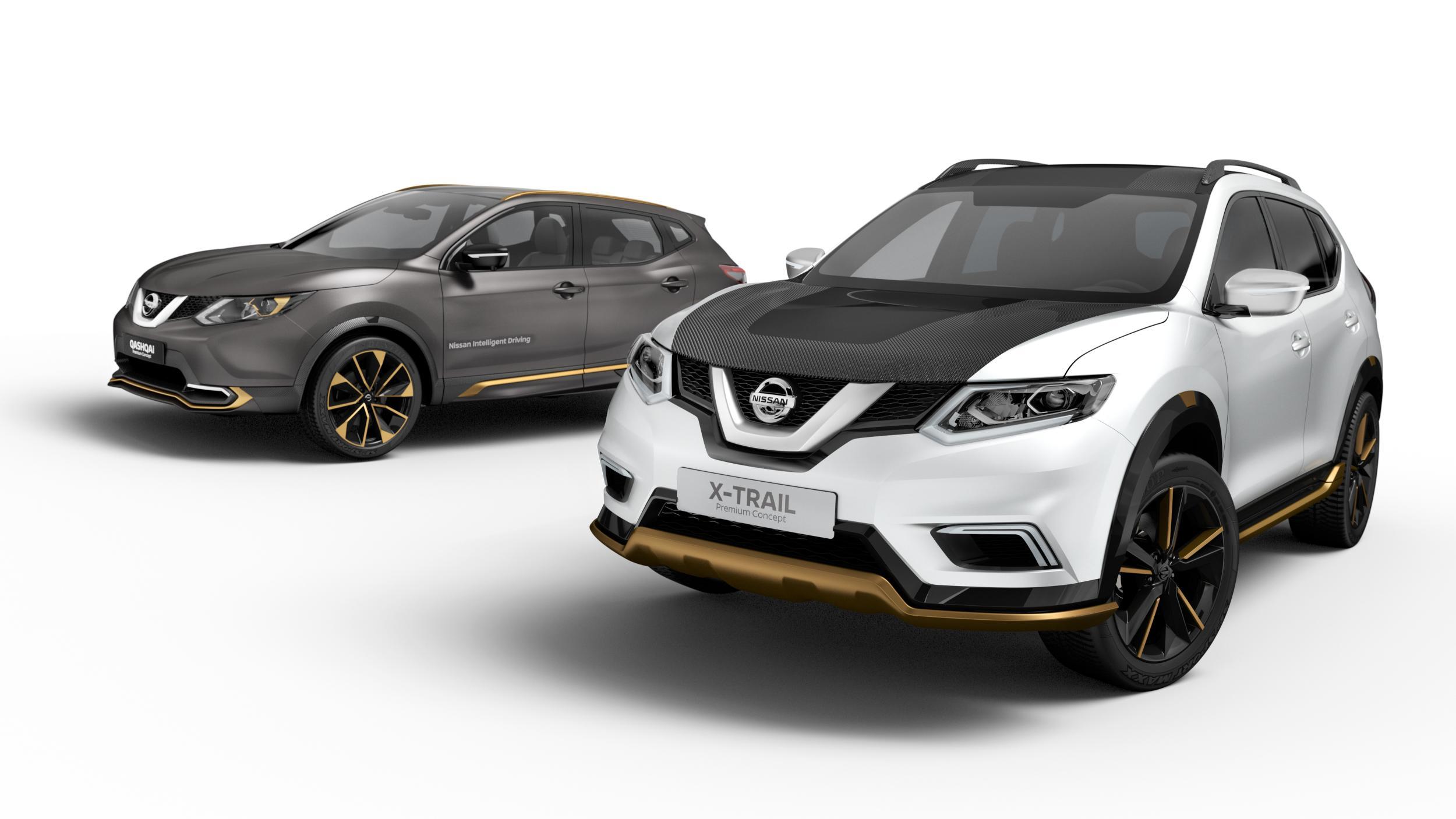 Nissan X Trail Premium Concept images