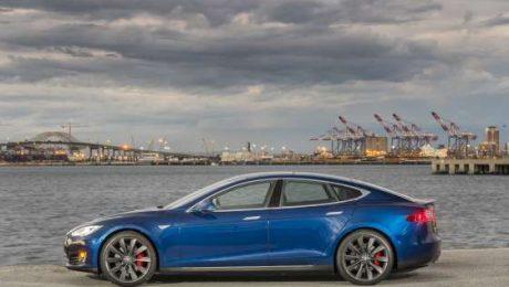 Tesla Model Images
