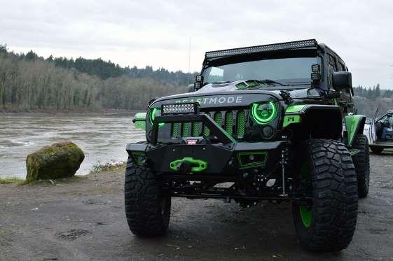 beast mode jeep wrangler Fam 1st Family Foundation