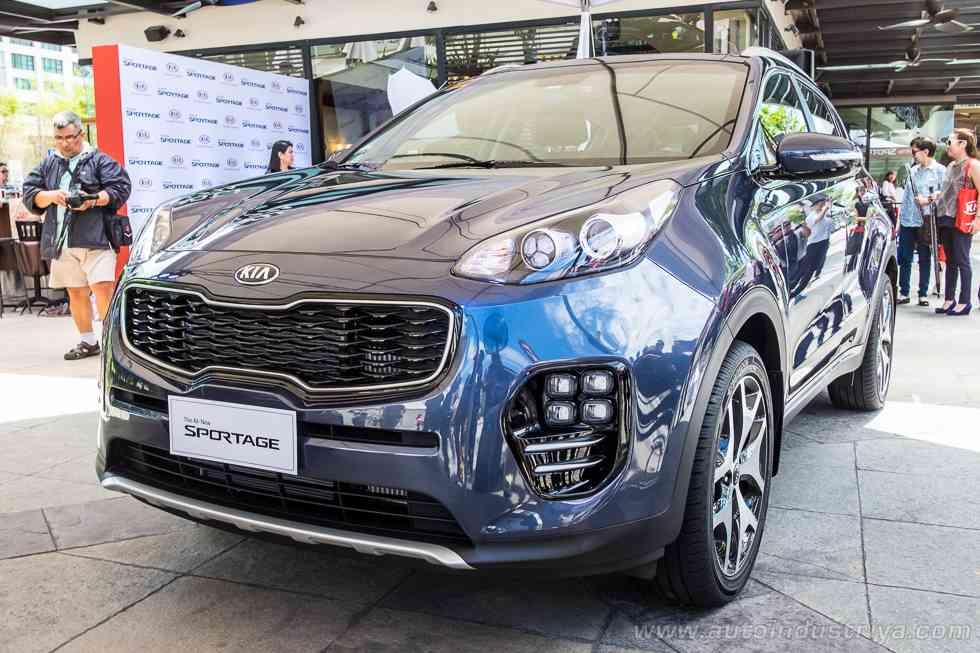 2016 Kia Sportage images
