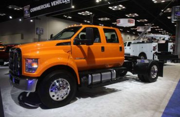 Images of 2016 Ford F 750