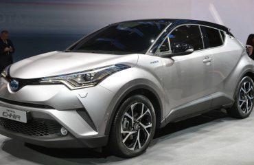 Images of 2017 Toyota C-HR