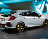 Images of Honda Civic Prototype, Geneva motor show