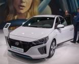 Images of Hyundai Ioniq Geneva Motor Show