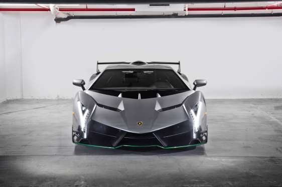 Images of Lamborghini Veneno