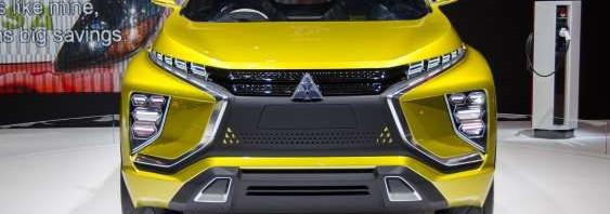 Images of Mitsubishi eX Concept