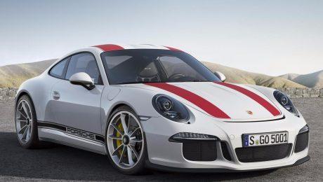 Porsche 911 R images