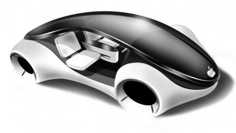 an apple car