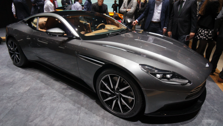 Images of Aston Martin DB11, 2016 Geneva Motor Show