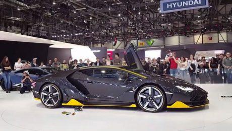 Lamborghini Centenario images